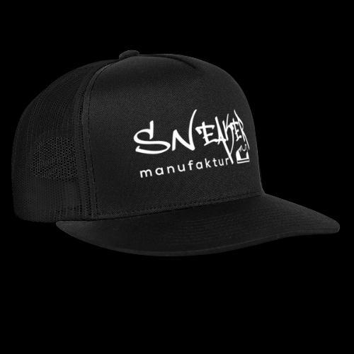 Sneakermanufaktur Linz - black edition - Trucker Cap