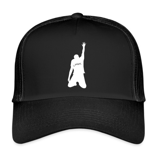 PrayWtLogo - Trucker Cap