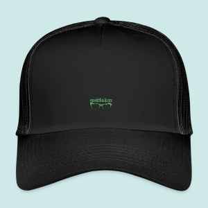 Need Glasses - Green - Trucker Cap