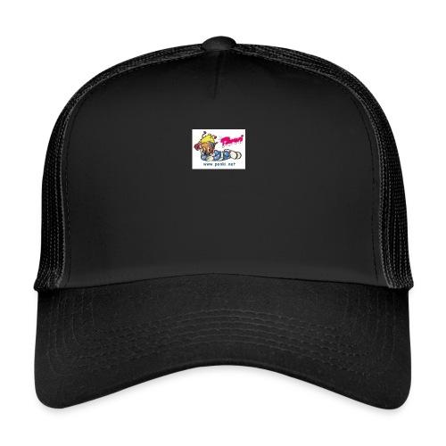 panki sticker neu - Trucker Cap