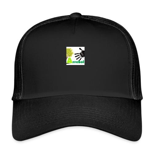 logo_arrebol_bueno - Gorra de camionero