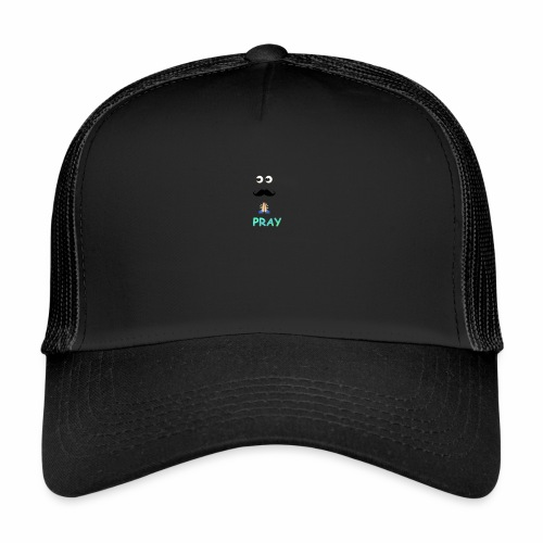 pray - Trucker Cap