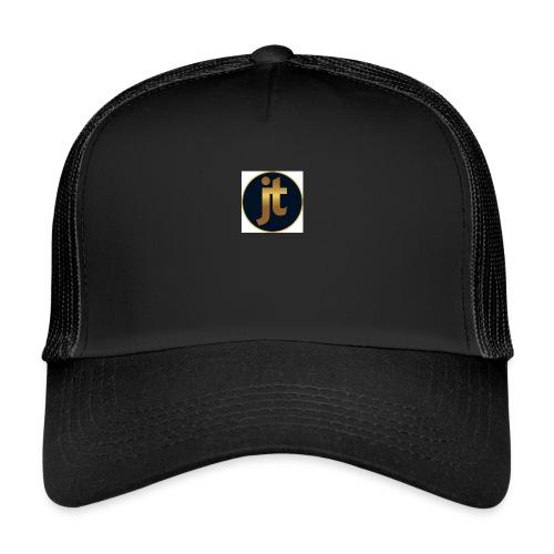 Golden jt logo - Trucker Cap