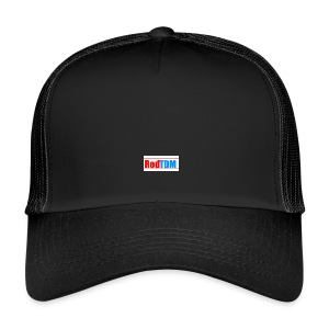 RedRed TDMBlue - Trucker Cap