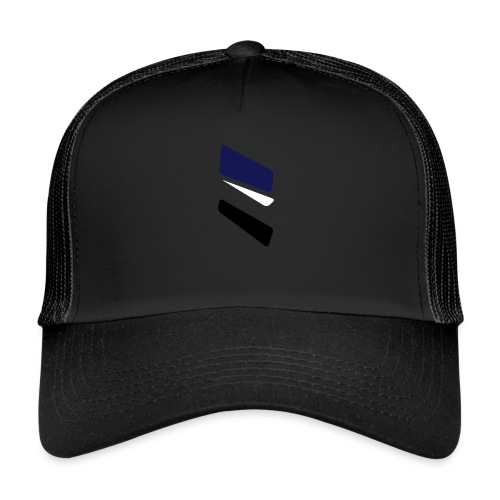 3 strikes triangle - Trucker Cap