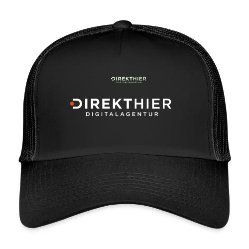 DIREKTHIER Logo - Trucker Cap