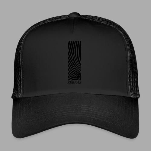 zebras - Trucker Cap
