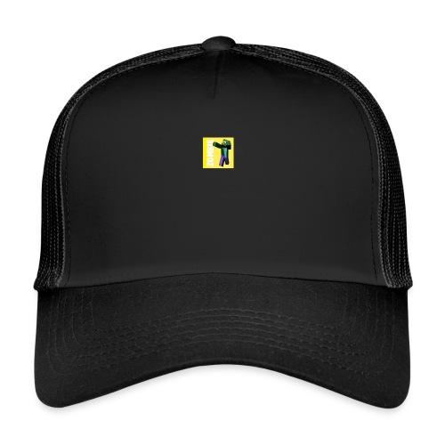 Zombie Gamer 89 - Tshirt - Trucker Cap