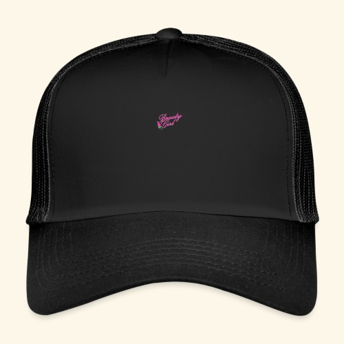 Beauty Girl Ltd logo web medium - Trucker Cap