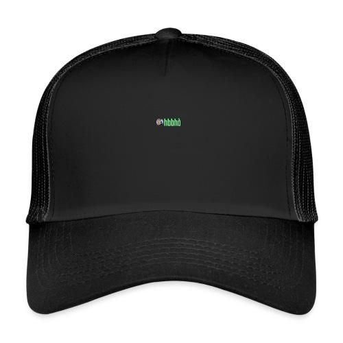 logo_5cf376eb5abb14f4abcd00e99d8a36be - Trucker Cap