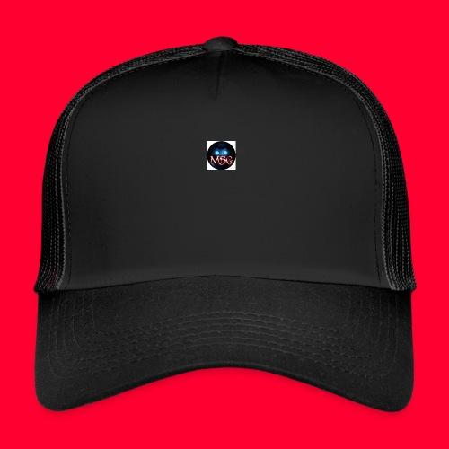 logo jpg - Trucker Cap