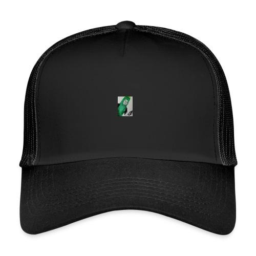 Zukini Keps - Trucker Cap