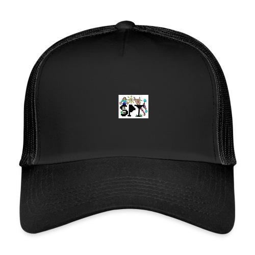 spt logo jpg - Trucker Cap