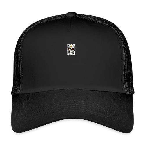 tete de mort - Trucker Cap