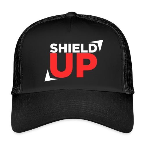 Shield Up png - Trucker Cap