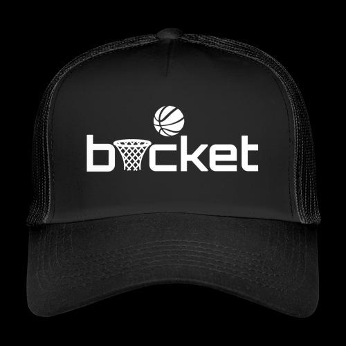 bucket white png - Trucker Cap