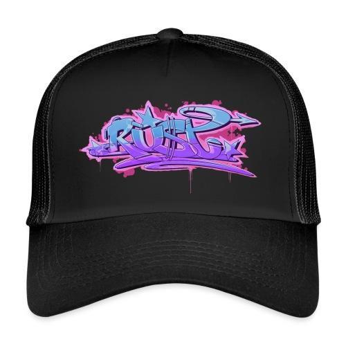 Rust Pink Swing - Trucker Cap