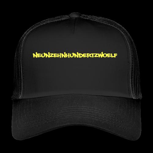 NEUNZEHNHUNDERTZWOELF - Trucker Cap