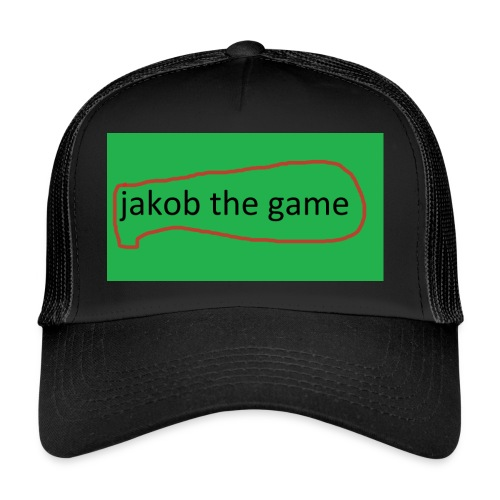 jakob the game - Trucker Cap