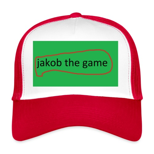 jakob the game - Trucker Cap