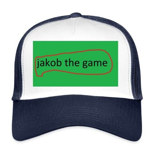 jakobthegame - Trucker Cap