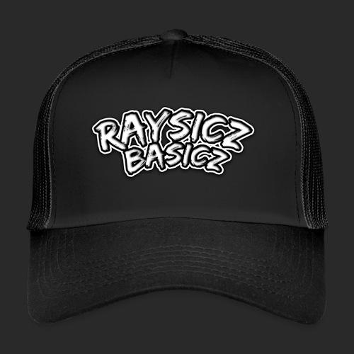 Raysicz Basicz Schrift - Trucker Cap