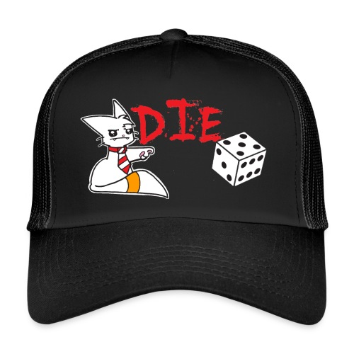 DIE - Trucker Cap