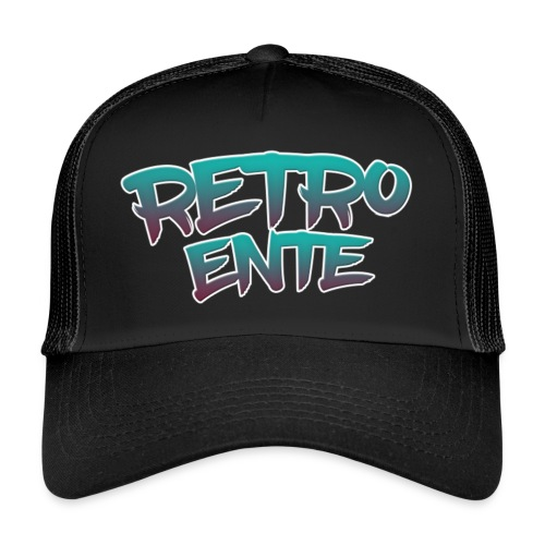 RetroEnte Merch - Trucker Cap