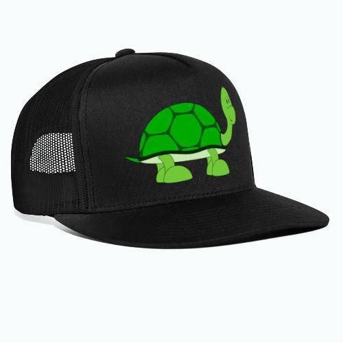 Totte Turtle - Appelsin - Trucker Cap