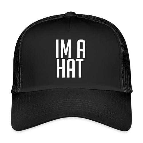 HAT' HAT! - Trucker Cap