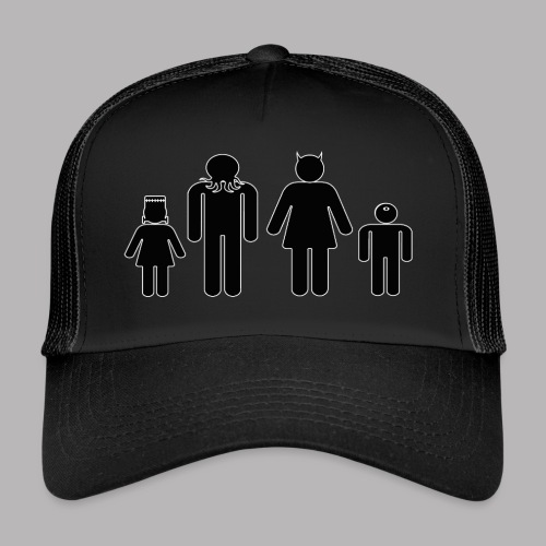 Freaky Family - Trucker Cap