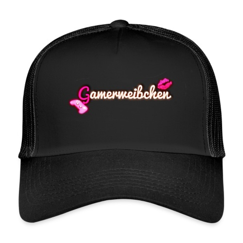 Gamerweibchen LOGO - Trucker Cap
