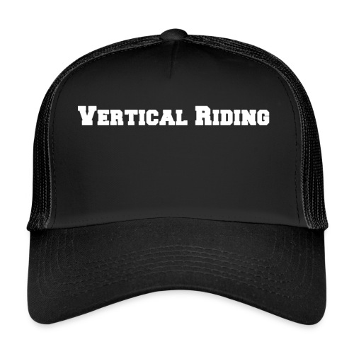 Vertical riding tröja - Trucker Cap