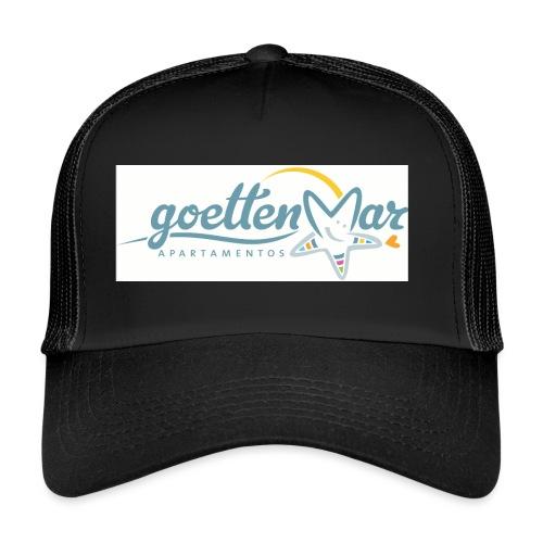 goettenmar bunt rz 4c jpg - Trucker Cap