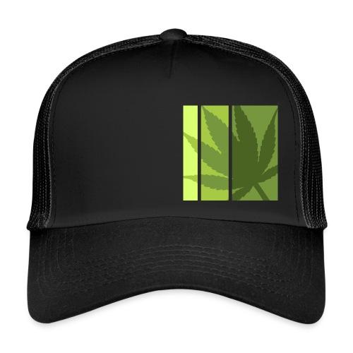 Weed All Stars - Trucker Cap