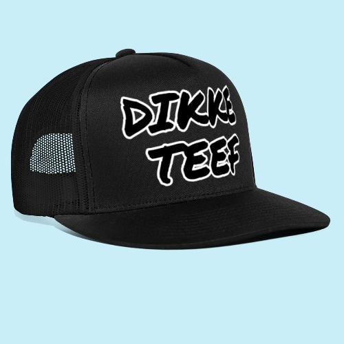 Dikke teef - Trucker Cap