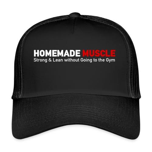 HOMEMADE MUSCLE Apparel - Trucker Cap