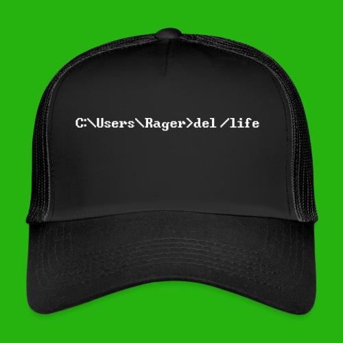 Programming Get A Life - Trucker Cap