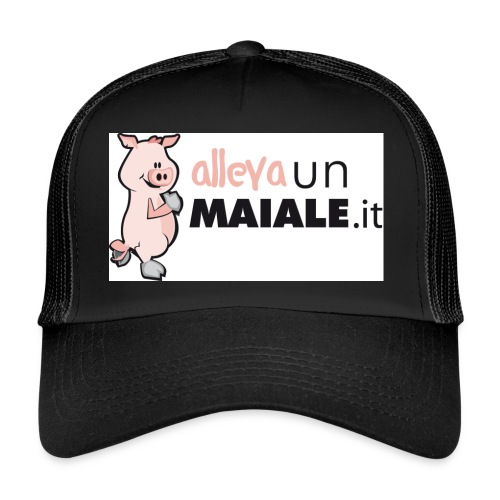 Allevaunmiale.it - Trucker Cap