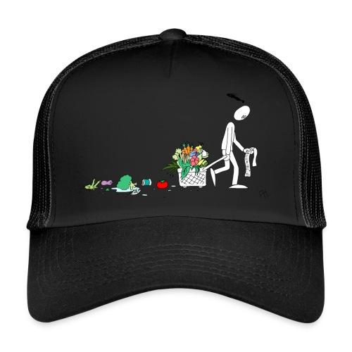 frukt og grønt handleveske - Trucker Cap