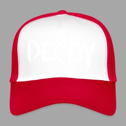 Wit Logo - Trucker Cap