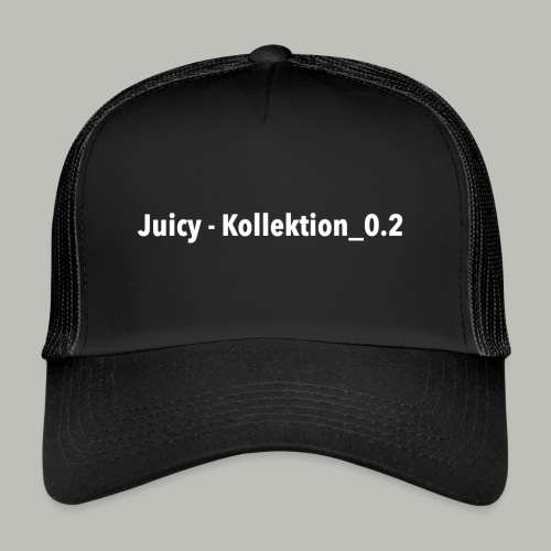 Juicy - Kollektion_0.2 - Update - Trucker Cap