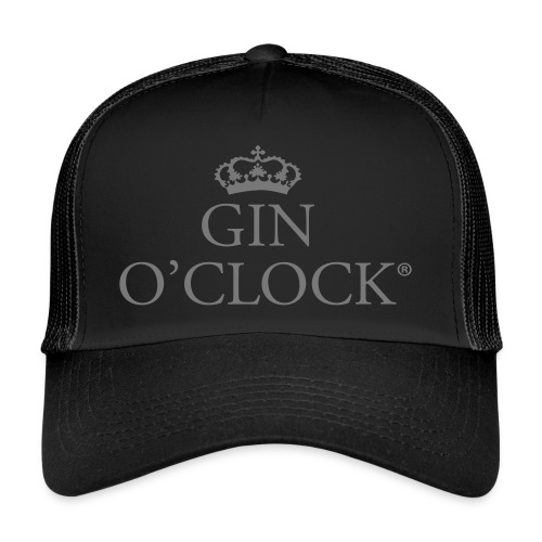 Gin O'Clock - Trucker Cap