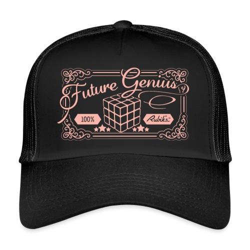 Rubik's Cube Future Genius - Trucker Cap