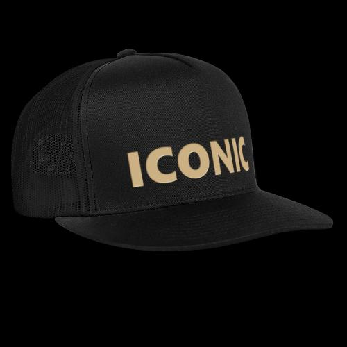 ICONIC [Cyber Glam Collection] - Trucker Cap