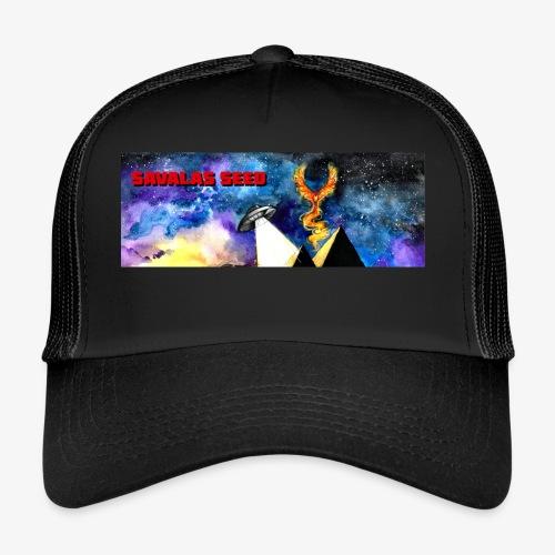 Savalas Seed-Skyline - Trucker Cap