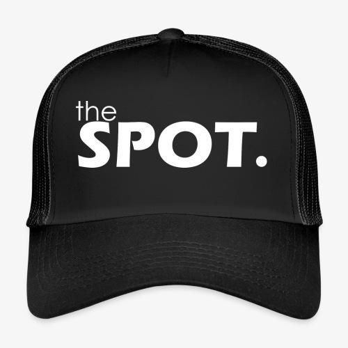 theSpot Original White - Trucker Cap