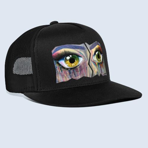 "Augenblick ""open eyes"" made in Berlin - Trucker Cap"