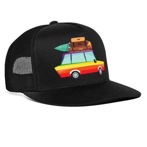 Gay Van | LGBT | Pride - Trucker Cap