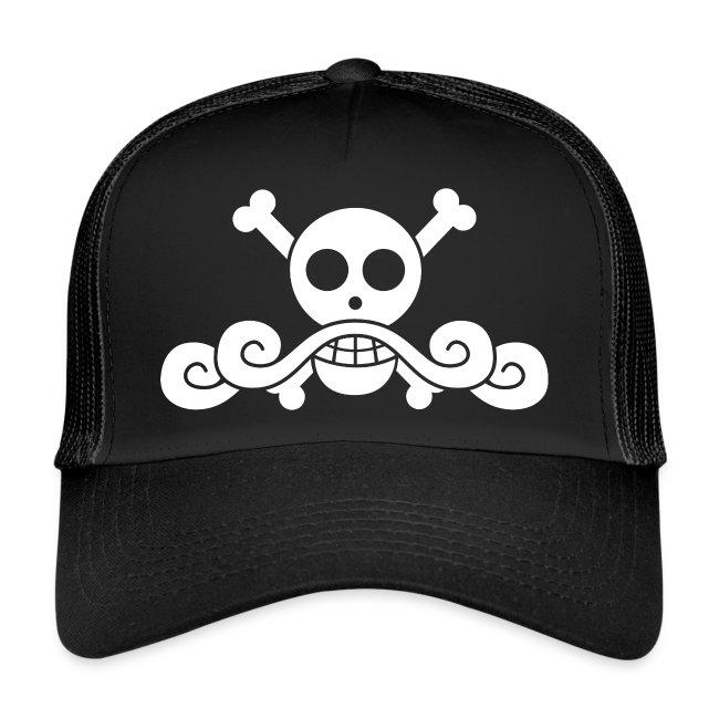 Skull Swag Trucker Cap
